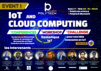 EVENEMENT IOT AND CLOUD COMPUTING